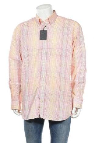 Ανδρικό πουκάμισο Gant, Μέγεθος XL, Χρώμα Πολύχρωμο, Βαμβάκι, Τιμή 48,74€