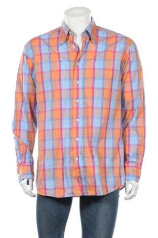 Ανδρικό πουκάμισο Gant, Μέγεθος L, Χρώμα Πολύχρωμο, Βαμβάκι, Τιμή 29,88€