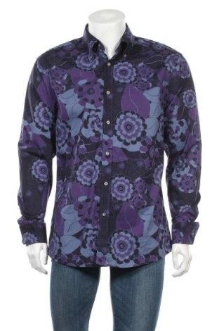 Ανδρικό πουκάμισο Tiger Of Sweden, Μέγεθος XL, Χρώμα Πολύχρωμο, 96% βαμβάκι, 4% ελαστάνη, Τιμή 39,89€