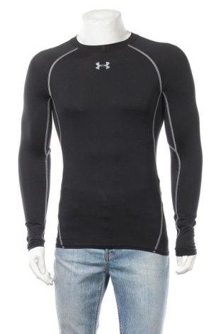 Ανδρική αθλητική μπλούζα Under Armour, Μέγεθος M, Χρώμα Μαύρο, Τιμή 17,54€