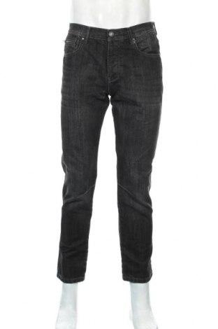 Мъжки дънки Denim Co, Размер M, Цвят Сив, 60% памук, 40% полиестер, Цена 22,31лв.