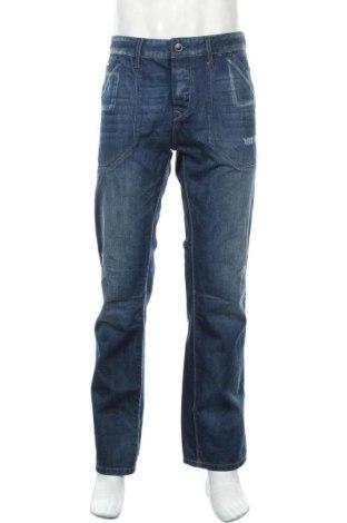 Мъжки дънки Denim Co, Размер XL, Цвят Син, Памук, Цена 27,93лв.