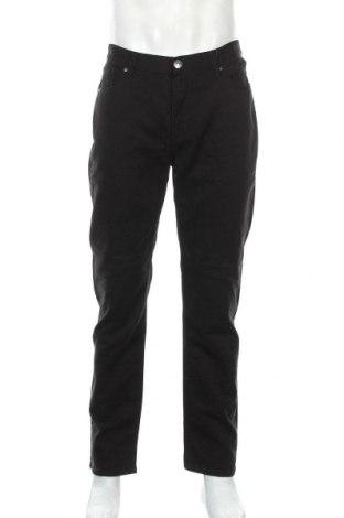 Мъжки дънки Denim Co, Размер XL, Цвят Черен, Памук, Цена 43,05лв.