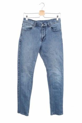 Мъжки дънки Dr. Denim, Размер S, Цвят Син, 99% памук, 1% еластан, Цена 30,45лв.