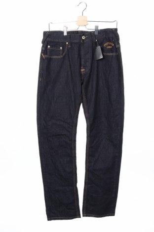 Ανδρικό τζίν Pepe Jeans, Μέγεθος S, Χρώμα Μπλέ, 98% βαμβάκι, 2% ελαστάνη, Τιμή 51,21€