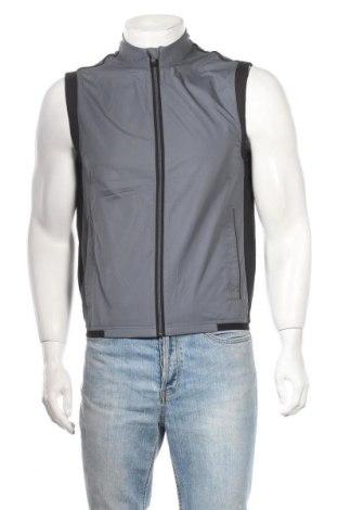 Ανδρικό γιλέκο Adidas, Μέγεθος S, Χρώμα Μπλέ, Πολυεστέρας, Τιμή 27,93€