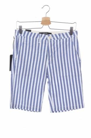 Pantaloni scurți de bărbați Liu Jo, Mărime S, Culoare Alb, 97% bumbac, 3% bumbac, Preț 72,37 Lei