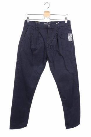 Ανδρικό παντελόνι Alcott, Μέγεθος S, Χρώμα Μπλέ, Βαμβάκι, Τιμή 18,54€