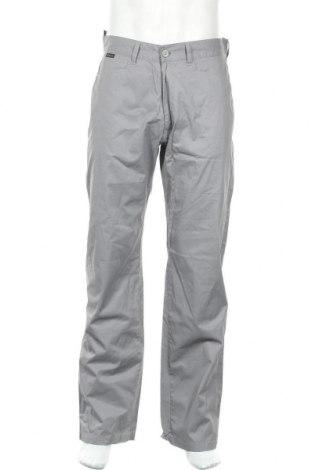 Мъжки панталон Calvin Klein Jeans, Размер M, Цвят Сив, 100% памук, Цена 47,17лв.