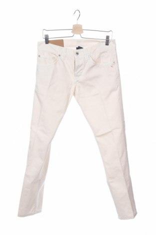 Ανδρικό παντελόνι Dondup, Μέγεθος S, Χρώμα  Μπέζ, Βαμβάκι, Τιμή 36,57€