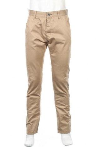 Мъжки панталон Dr. Denim, Размер M, Цвят Кафяв, 100% памук, Цена 15,02лв.