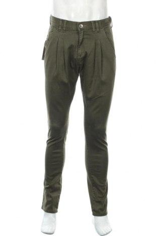 Мъжки панталон Dr. Denim, Размер M, Цвят Зелен, Цена 46,20лв.