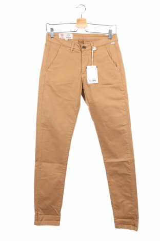 Мъжки панталон Franklin & Marshall, Размер S, Цвят Кафяв, 98% памук, 2% еластан, Цена 48,30лв.