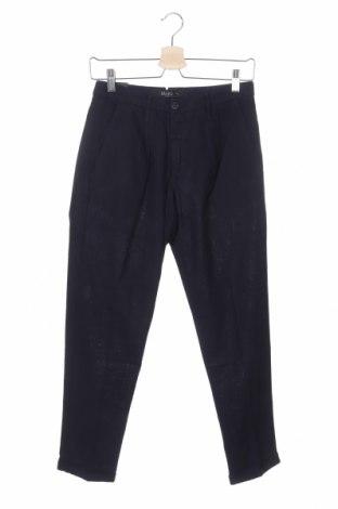 Pantaloni de bărbați Liu Jo, Mărime XS, Culoare Albastru, 51% bumbac, 49% in, Preț 114,31 Lei