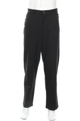 Ανδρικό παντελόνι McNeal, Μέγεθος L, Χρώμα Μαύρο, 50% βαμβάκι, 50% πολυεστέρας, Τιμή 5,68€
