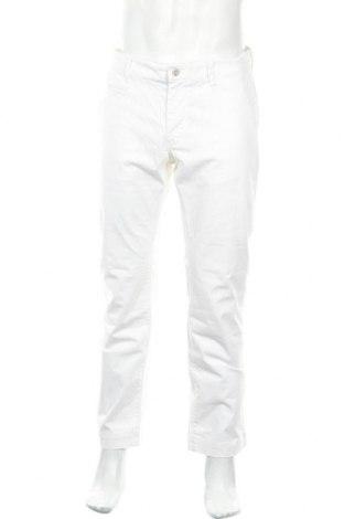 Ανδρικό παντελόνι Otto Kern, Μέγεθος M, Χρώμα Λευκό, Τιμή 31,18€
