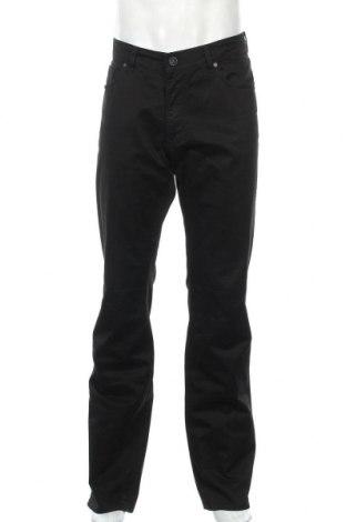 Ανδρικό παντελόνι Otto Kern, Μέγεθος L, Χρώμα Μαύρο, Τιμή 21,59€