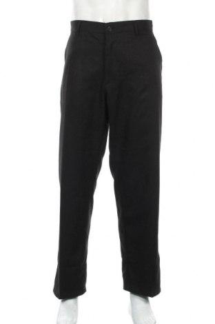 Ανδρικό παντελόνι Slazenger, Μέγεθος L, Χρώμα Μαύρο, Πολυεστέρας, Τιμή 9,59€