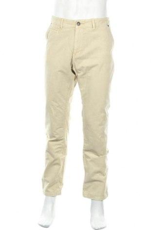 Ανδρικό παντελόνι Timeout, Μέγεθος L, Χρώμα  Μπέζ, Βαμβάκι, Τιμή 10,23€