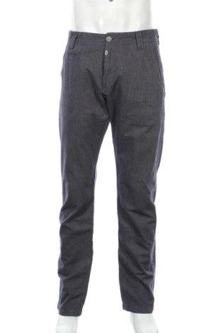 Ανδρικό παντελόνι Timezone, Μέγεθος L, Χρώμα Μπλέ, Βαμβάκι, Τιμή 12,08€