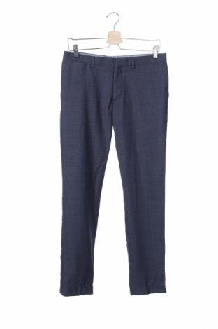 Pánské kalhoty  Zara, Velikost S, Barva Modrá, Cena  173,00Kč