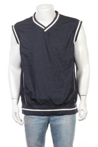 Ανδρική αμάνικη μπλούζα South, Μέγεθος XL, Χρώμα Μπλέ, Πολυεστέρας, Τιμή 13,58€