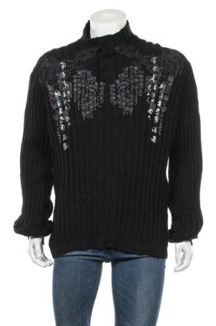 Мъжки пуловер INC International Concepts, Размер XL, Цвят Черен, Памук, Цена 11,00лв.