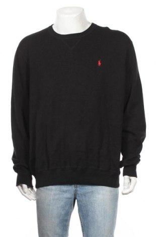 Мъжки пуловер Polo By Ralph Lauren, Размер XXL, Цвят Черен, Памук, Цена 124,95лв.