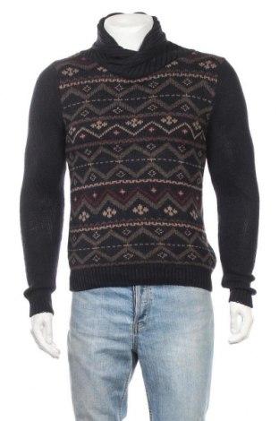 Мъжки пуловер Pull&Bear, Размер M, Цвят Многоцветен, Цена 18,90лв.