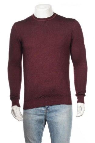 Ανδρικό πουλόβερ Walbusch, Μέγεθος M, Χρώμα Βιολετί, Μαλλί, Τιμή 14,94€