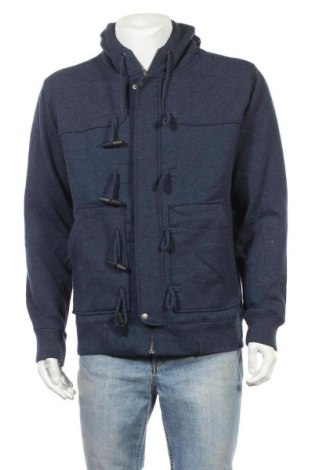Ανδρικό φούτερ Connor, Μέγεθος XL, Χρώμα Μπλέ, 85% βαμβάκι, 15% πολυεστέρας, Τιμή 15,59€