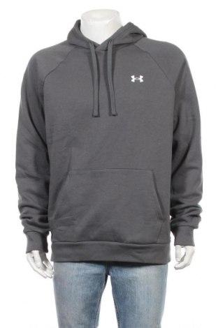 Ανδρικό φούτερ Under Armour, Μέγεθος XL, Χρώμα Γκρί, 80% βαμβάκι, 20% πολυεστέρας, Τιμή 35,57€