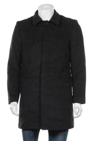 Ανδρικά παλτό Banana Republic, Μέγεθος M, Χρώμα Μαύρο, 75% μαλλί, 20% πολυαμίδη, 5% κασμίρι, Τιμή 66,25€