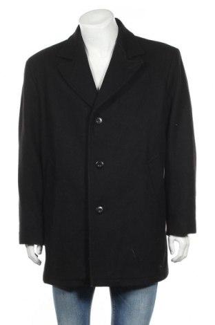 Мъжко палто Schott, Размер L, Цвят Черен, Цена 58,80лв.