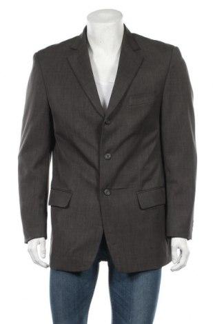 Ανδρικό σακάκι Berto Lucci, Μέγεθος L, Χρώμα Γκρί, Πολυεστέρας, Τιμή 4,68€