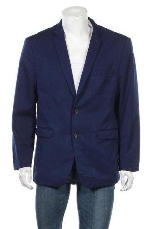 Ανδρικό σακάκι Connor, Μέγεθος 3XL, Χρώμα Μπλέ, 78% πολυεστέρας, 20% βισκόζη, 2% ελαστάνη, Τιμή 17,66€