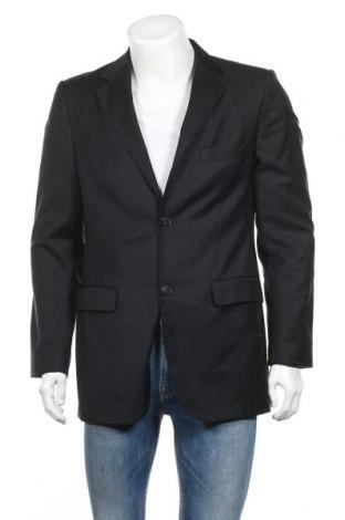 Мъжко сако Pierre Cardin, Размер M, Цвят Черен, 70% вълна, 30% полиестер, Цена 20,24лв.