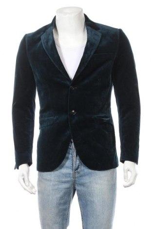 Ανδρικό σακάκι Tiger Of Sweden, Μέγεθος S, Χρώμα Μπλέ, Βαμβάκι, Τιμή 33,32€