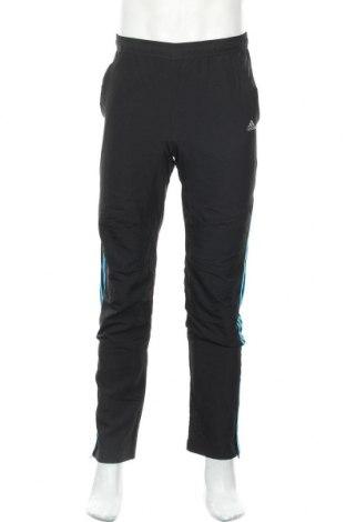 Ανδρικό αθλητικό παντελόνι Adidas, Μέγεθος S, Χρώμα Μαύρο, Πολυεστέρας, Τιμή 22,21€
