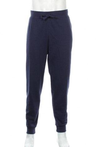 Ανδρικό αθλητικό παντελόνι Under Armour, Μέγεθος XL, Χρώμα Μπλέ, 80% βαμβάκι, 20% πολυεστέρας, Τιμή 34,41€