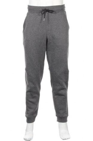 Ανδρικό αθλητικό παντελόνι Under Armour, Μέγεθος XL, Χρώμα Γκρί, 80% βαμβάκι, 20% πολυεστέρας, Τιμή 38,27€