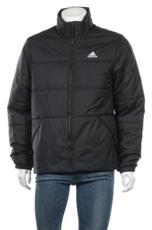 Ανδρικό αθλητικό μπουφάν Adidas, Μέγεθος M, Χρώμα Μαύρο, Πολυεστέρας, Τιμή 61,47€