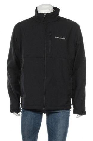 Ανδρικό αθλητικό μπουφάν Columbia, Μέγεθος XL, Χρώμα Μαύρο, Πολυεστέρας, Τιμή 39,87€