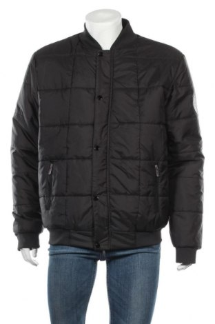 Ανδρικό μπουφάν Lee Cooper, Μέγεθος XL, Χρώμα Μαύρο, Πολυαμίδη, Τιμή 51,80€