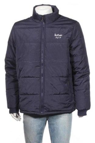 Ανδρικό μπουφάν Lee Cooper, Μέγεθος XXL, Χρώμα Μπλέ, Πολυεστέρας, Τιμή 58,76€