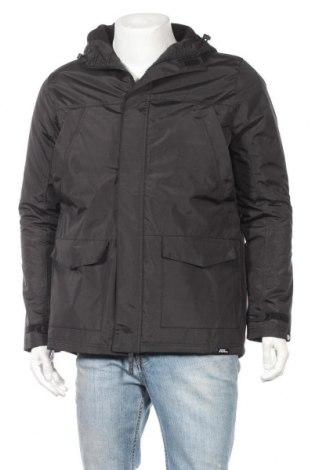 Ανδρικό μπουφάν No Fear, Μέγεθος S, Χρώμα Μαύρο, Πολυεστέρας, Τιμή 24,74€