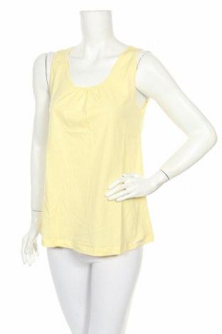 Пижама Skiny, Размер M, Цвят Жълт, 100% памук, Цена 27,00лв.