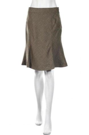 Пола Ann Taylor, Размер M, Цвят Зелен, 95% вълна, 5% лен, Цена 6,85лв.