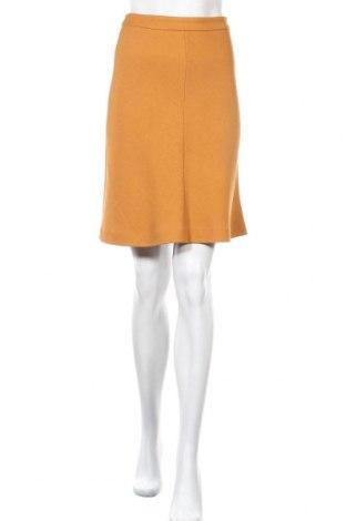Φούστα Ba&sh, Μέγεθος XXS, Χρώμα Πορτοκαλί, 68% βισκόζη, 16% μαλλί, 10%ακρυλικό, 6% πολυεστέρας, Τιμή 31,18€