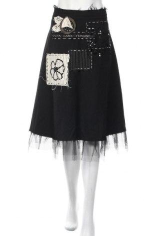 Φούστα Celyn B., Μέγεθος M, Χρώμα Μαύρο, Μαλλί, Τιμή 17,63€